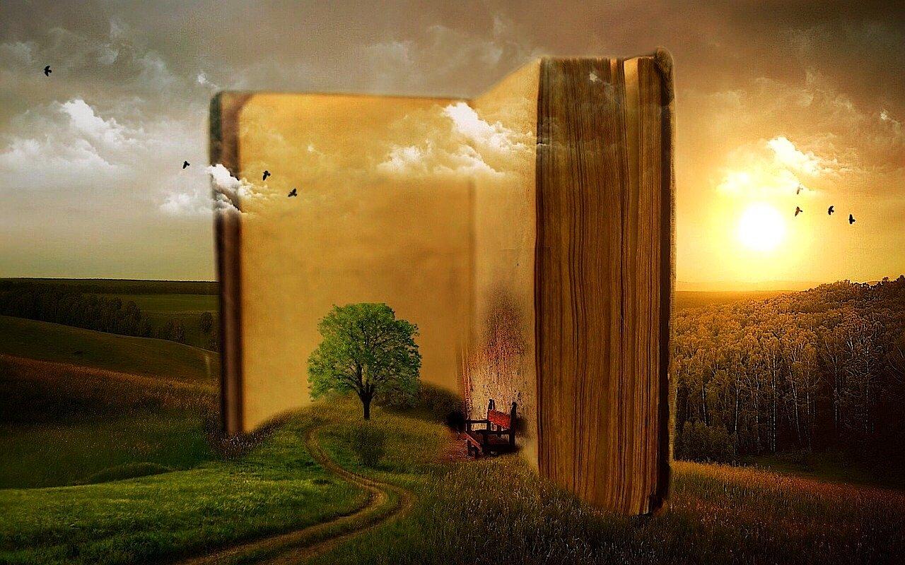 Une histoire de livre dans l'art du Codex